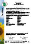 Hütthaler - Bio Allgemein Zertifikat 2018