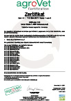 Hütthaler - Zertifikat Donausoja 2018