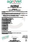 Hütthaler - Zertifikat Gentechnikfrei 2018