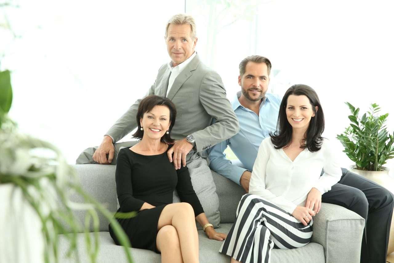 Familie Hütthaler
