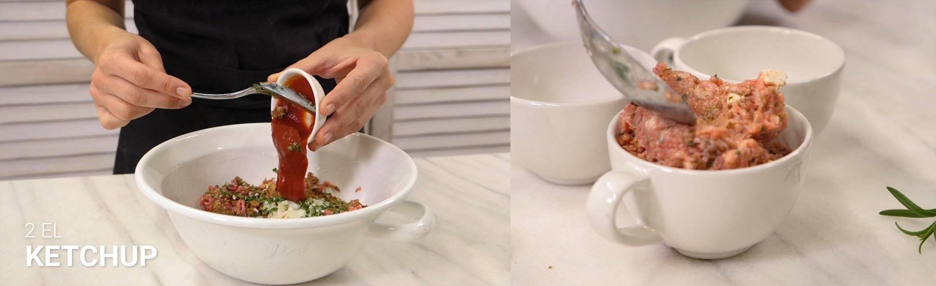 Cooking Catrin kocht Tassenfaschiertes aus Hofkultur-Qualität