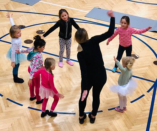 Hütthaler Fitness Kindertanz