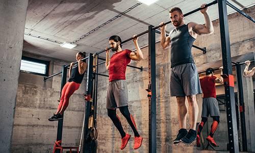 Hütthaler Fitness Zirkeltraining