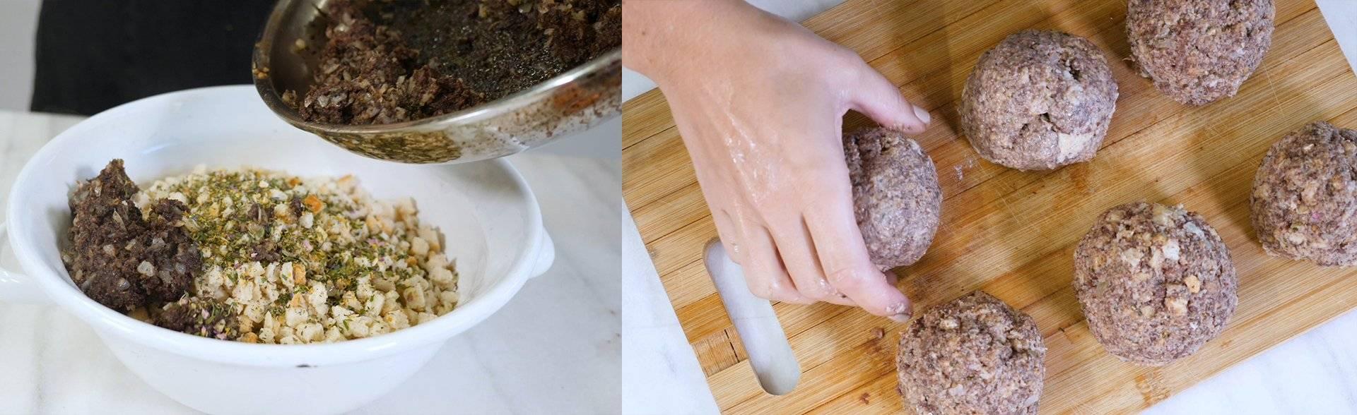 Blunzenknödel Rezept von Cooking Catrin