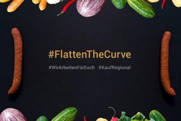 FlattenTheCurve - Maßnahmen in der Corona-Situation