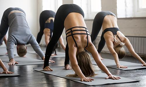 huetthaler sport kurs yoga